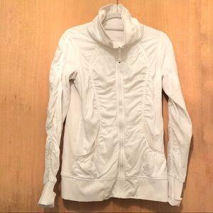 Lululemon White Reversible Jacket